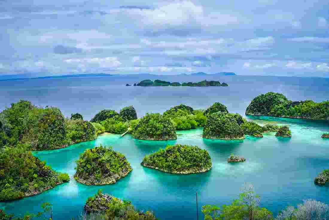 اندونزی زیبا را ببینید