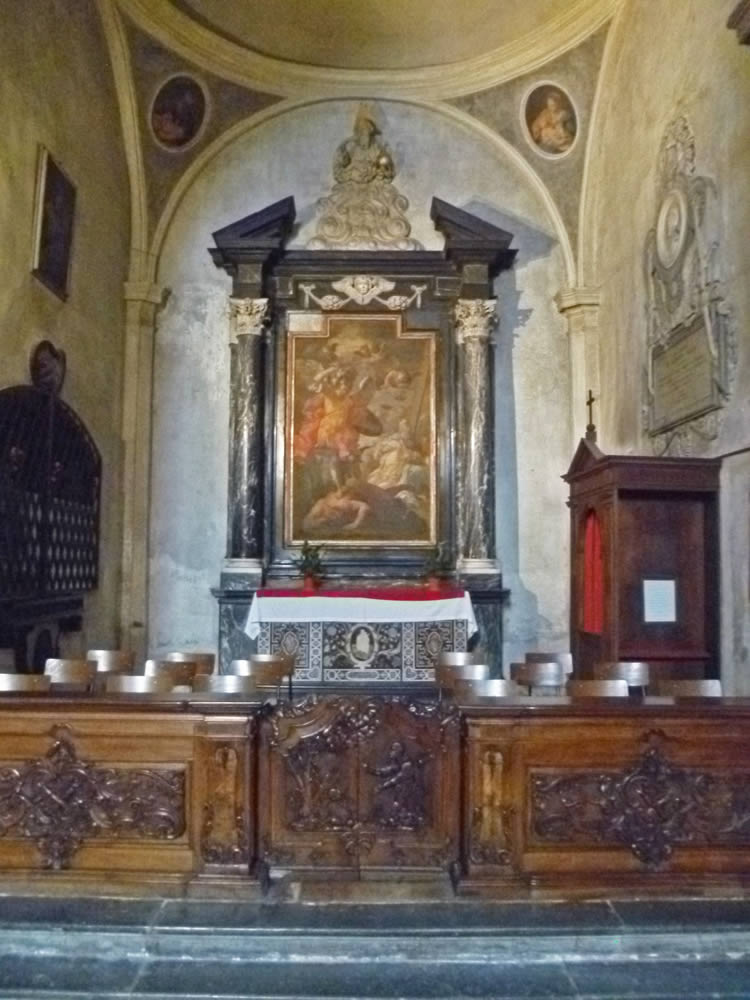 کلیسای سانتا ماریا دلی آنجلی