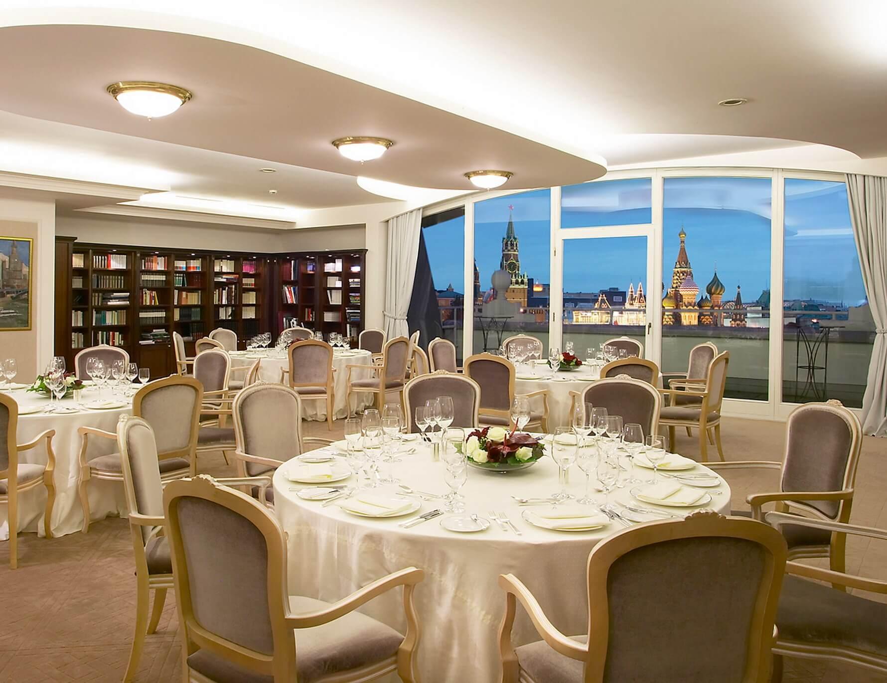 هتل بالتسشوگ کمپینسکی مسکو