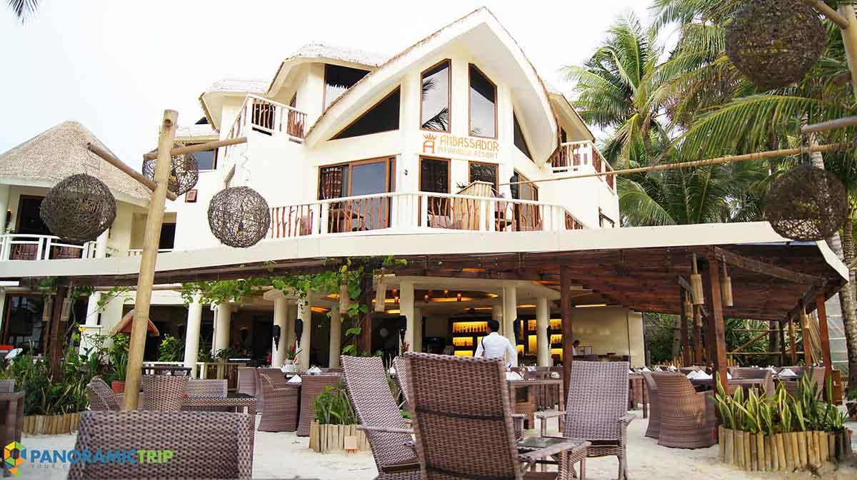هتل آمباسادور این پارادایس ریزورت بوراکای