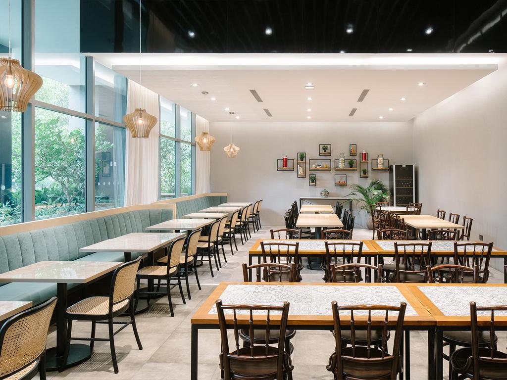 هتل دستنیشین سنگاپور بیچ رود