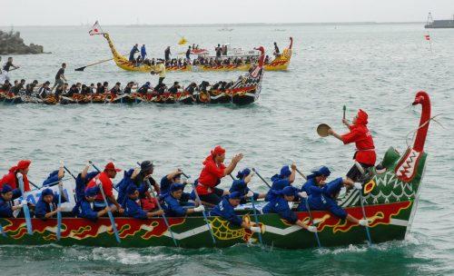 جشنواره قایق های اژدها چینجشنواره قایق های اژدها چین