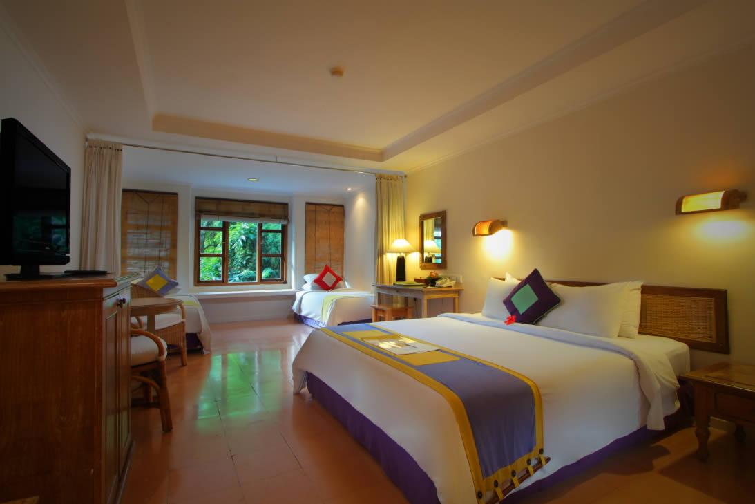 هتل آلام کول کول بوتیک ریزورت بالی