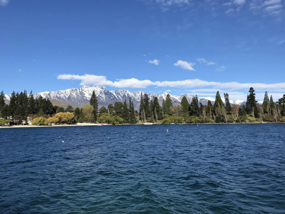 دریاچه ارواح واکاتیپو نیوزلند