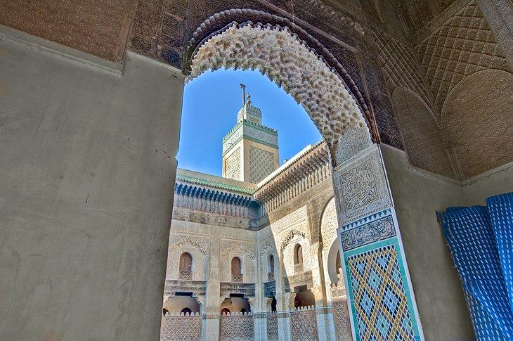 جاذبه های گردشگری شهر فاس مراکش