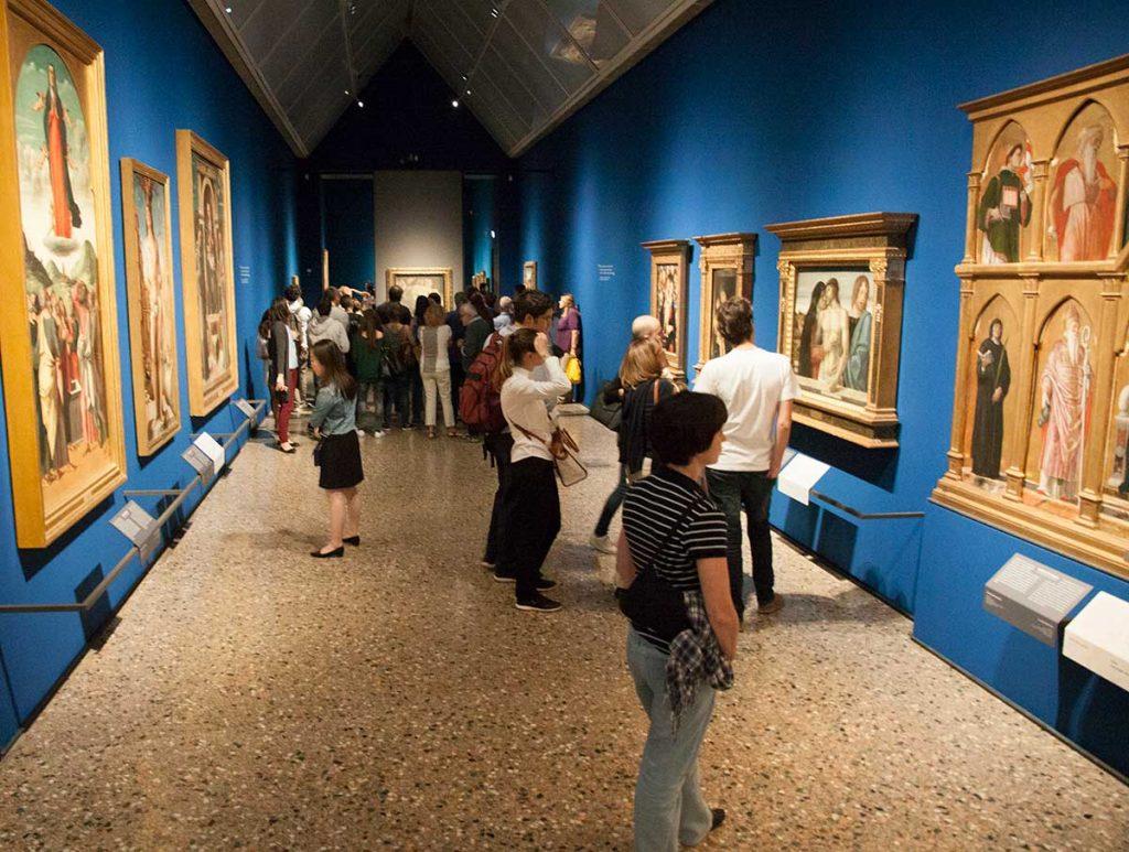 گالری نقاشی بررا میلان