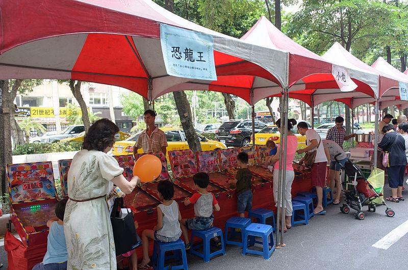 جشنواره قایق های اژدها چین