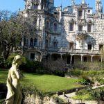 قصر کویینتا دا رگالیرا لیسبون