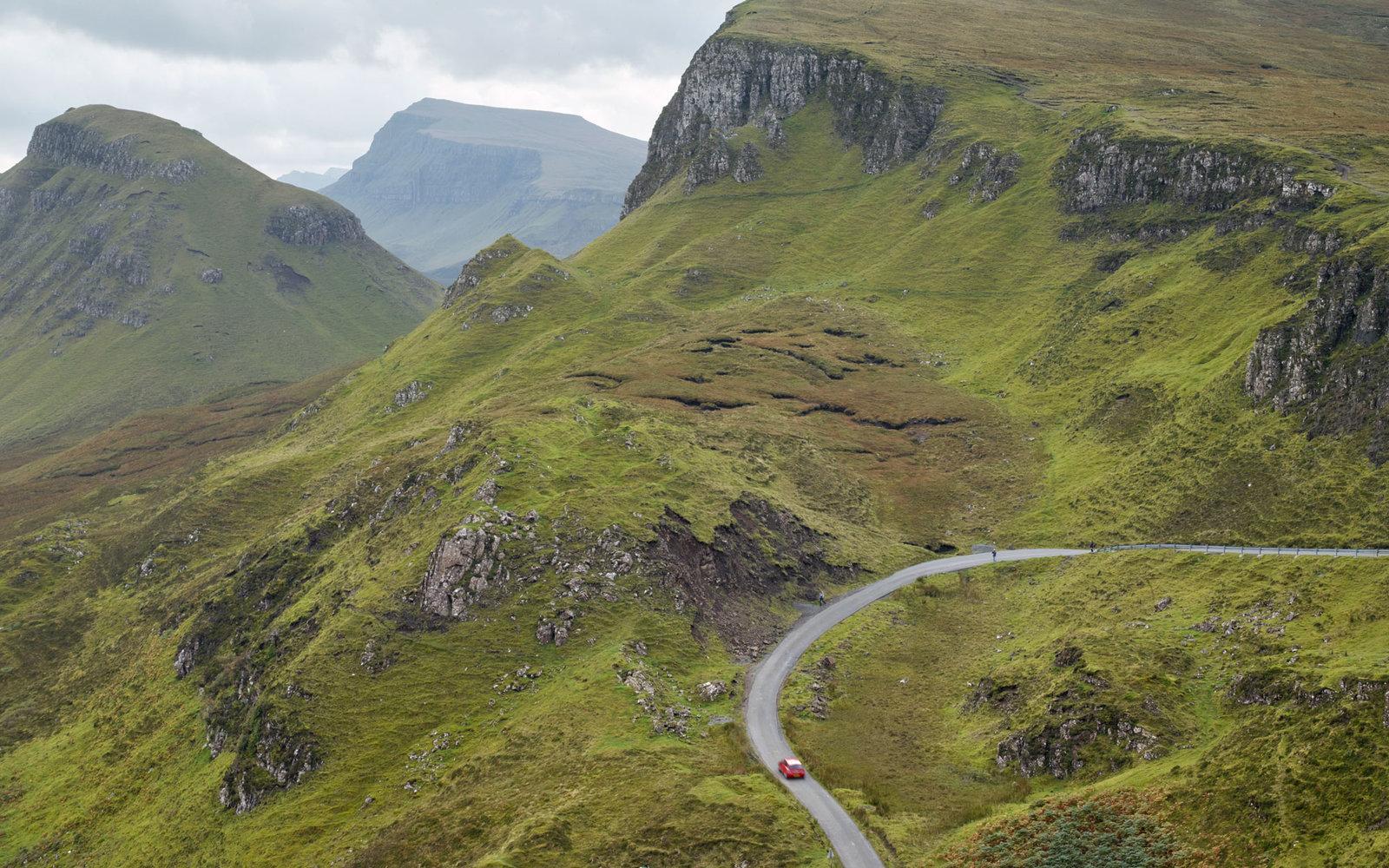 جزیره اسکای، اسکاتلند
