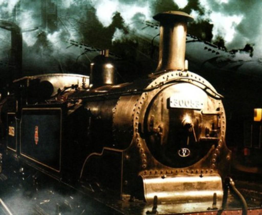 قدیمی ترین راه آهن در بریتانیا