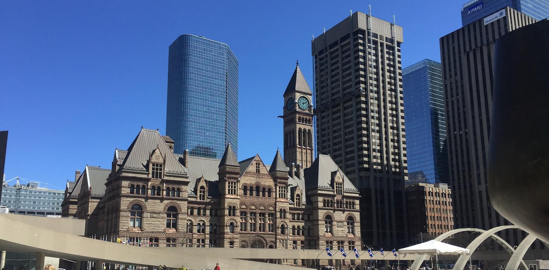 با ساختمان قدیم شهرداری تورنتو آشنا شوید