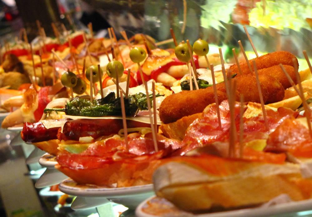 غذاهای معروف اسپانیایی