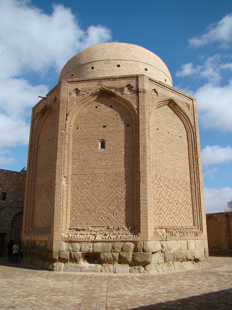 مجموعه تاریخی شیخ براق زنجان