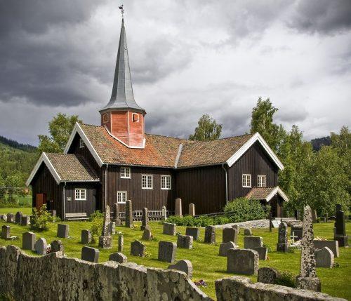 کلیساهای چوبی نروژ