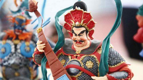 معروف ترین صنایع دستی چین