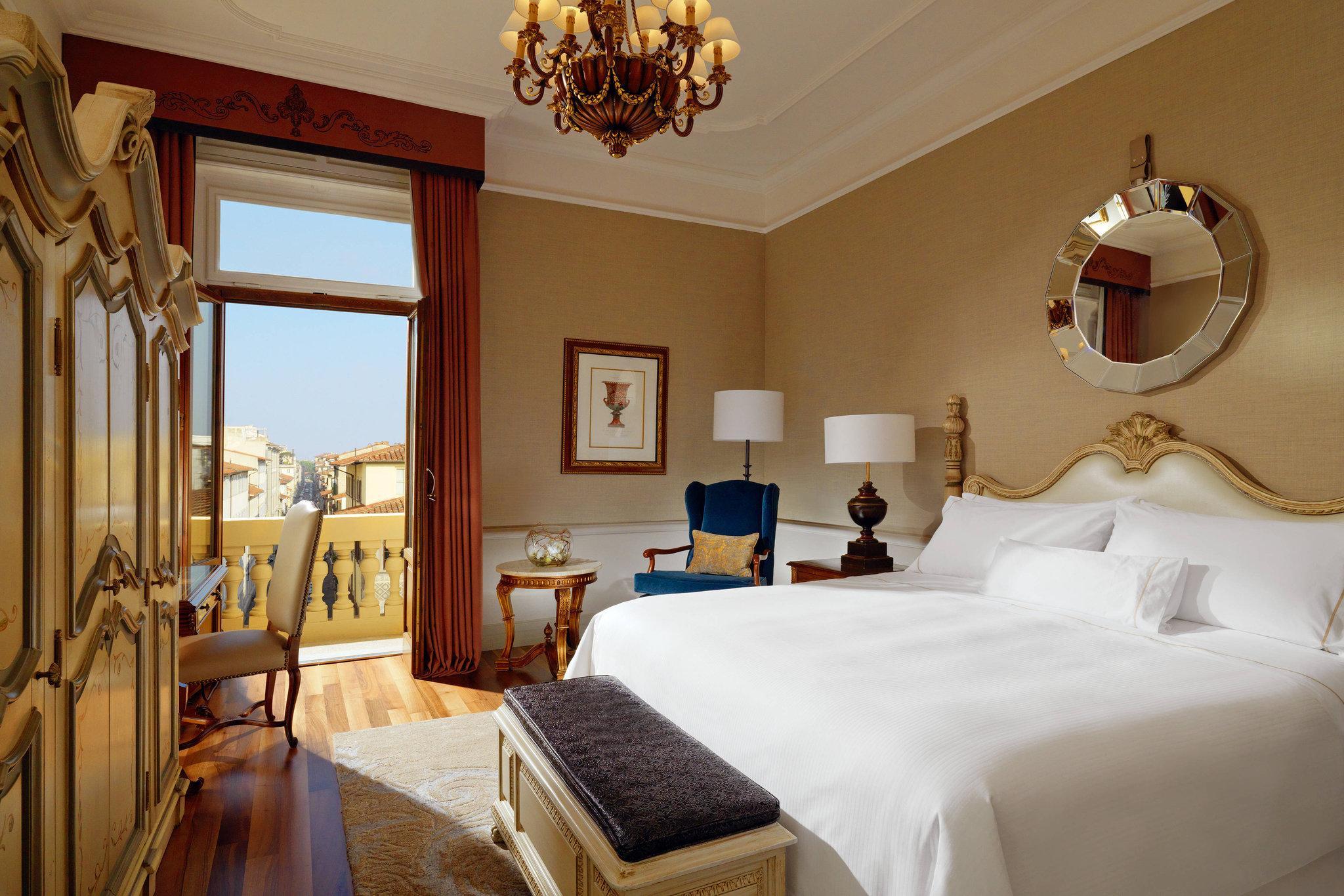 هتل وستین اکسلسیور فلورانس