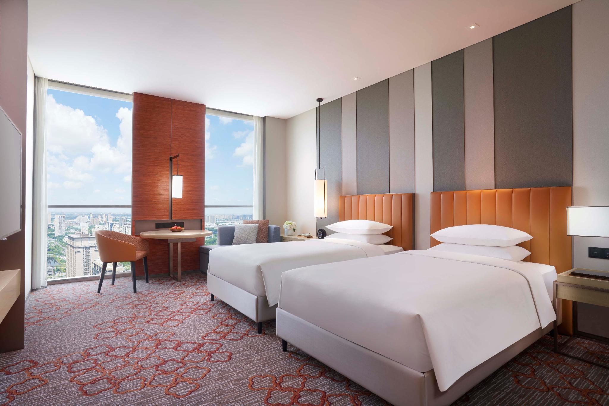 هتل هایت ریجنسی شانگهای ووجیاچانگ