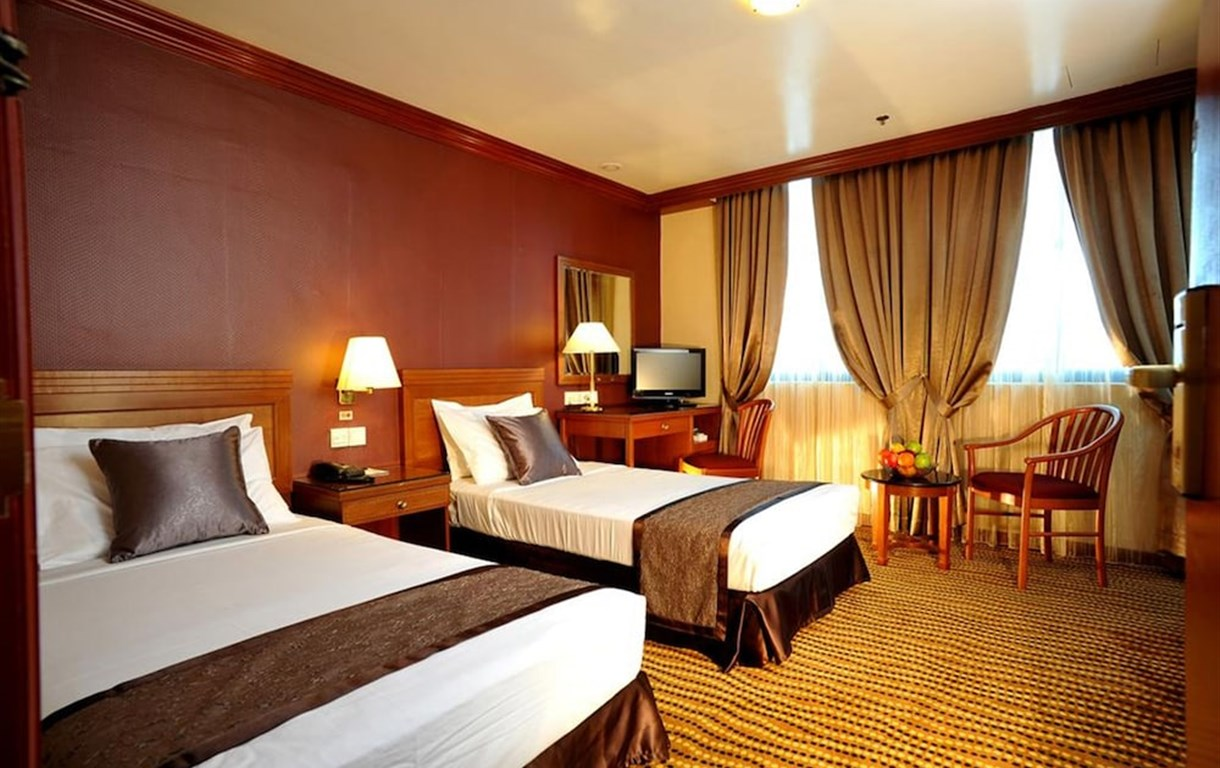 هتل آکسفورد سنگاپور