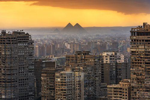 فرودگاه بین المللی قاهره مصر