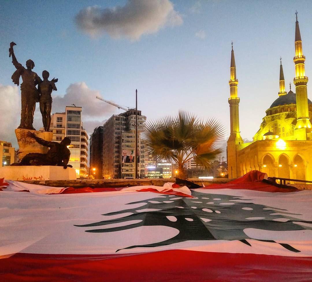میدان تاریخی شهدا بیروت