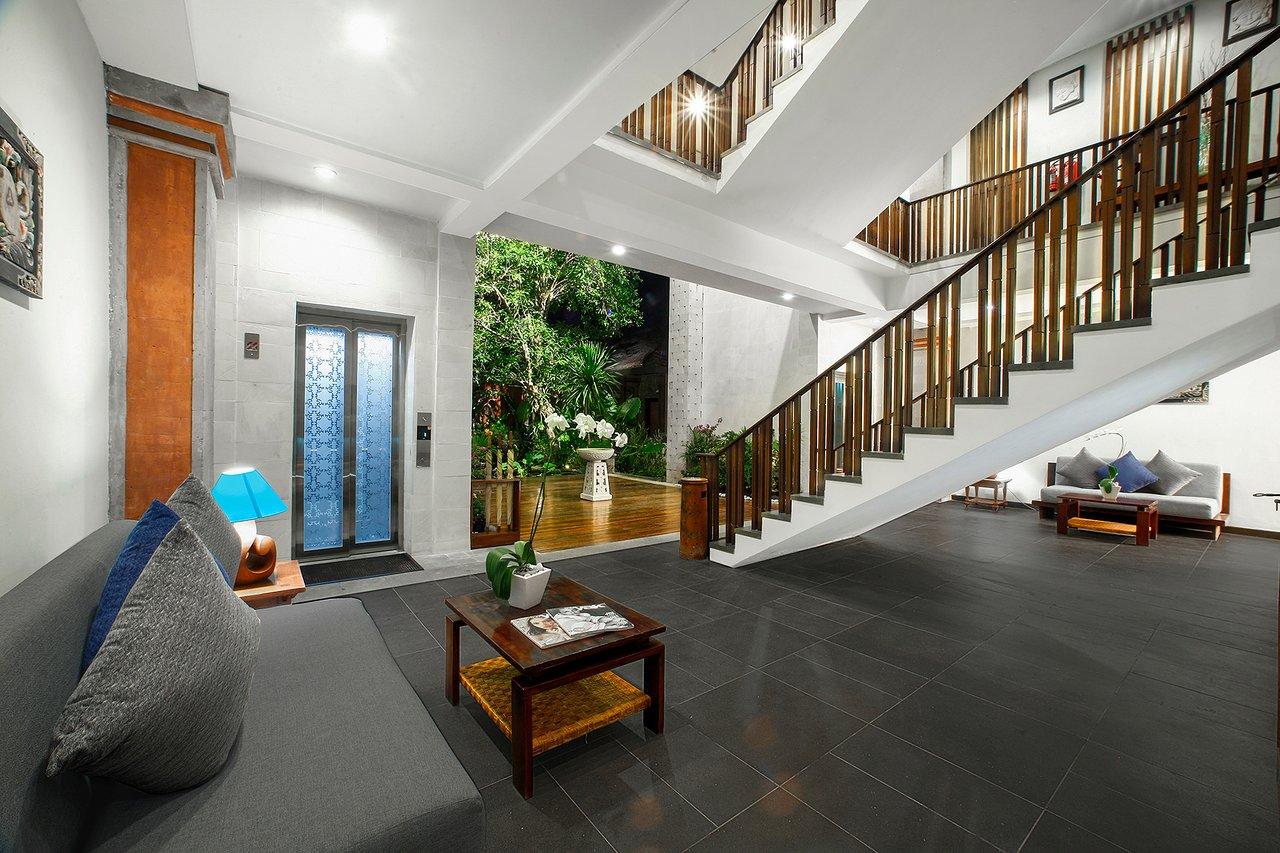 هتل ریزورت و اسپا کوتا سی ویو بوتیک بالی