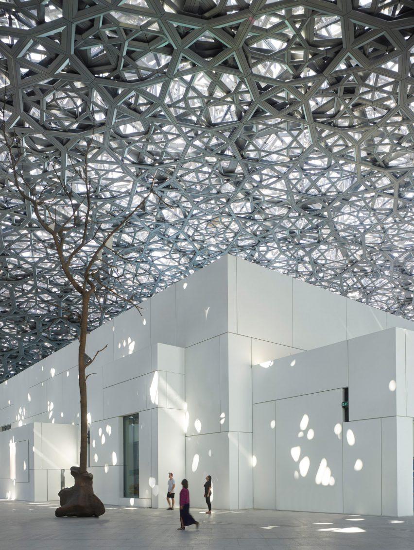 موزهی لوور ابوظبی
