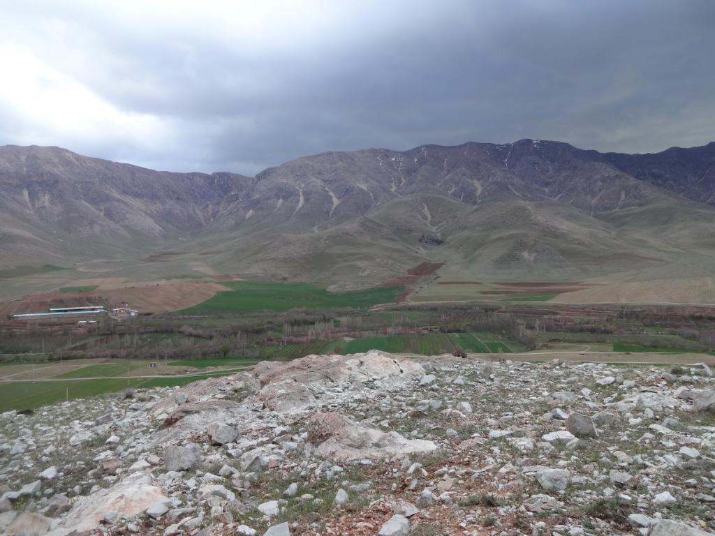 روستای ملوسان نهاوند