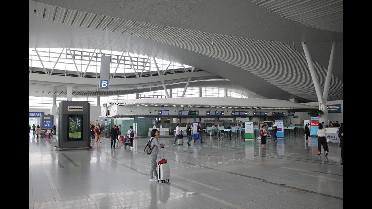 فرودگاه بین المللی هانگزو ژیاشان