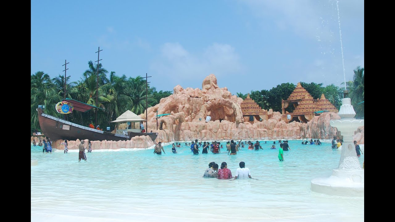 بزرگترین پارک آبی هند