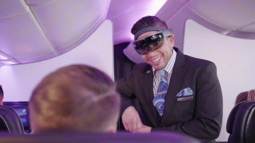 عینک های هوشمند ، دستیار جدید پروازهای ایر نیوزلند