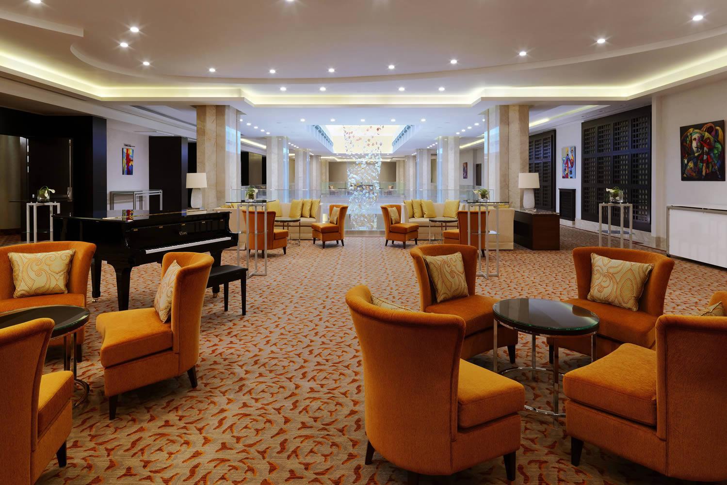 هتل مسکو ماریوت نووی آربات