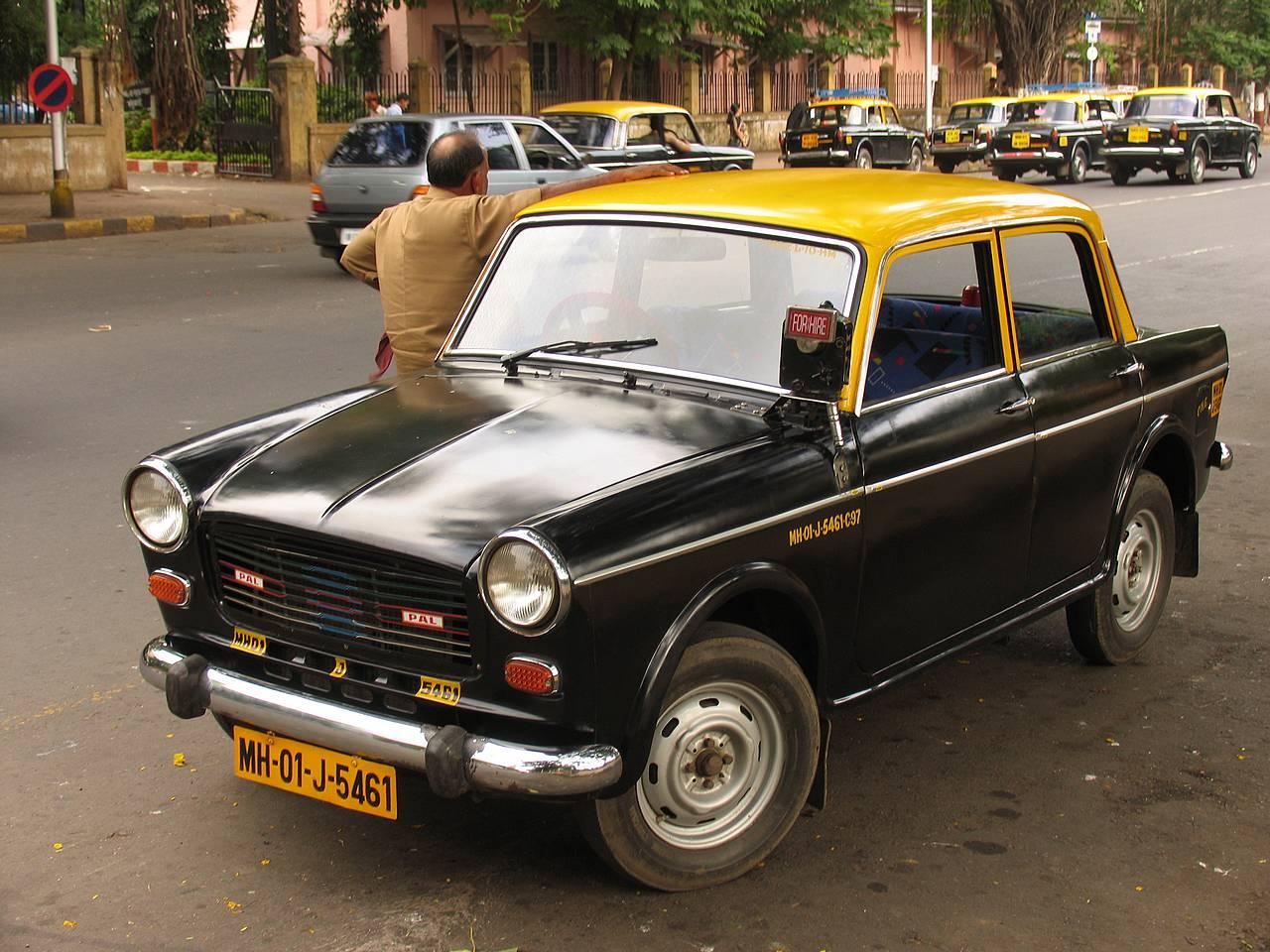 سیستم حمل و نقل بمبئی