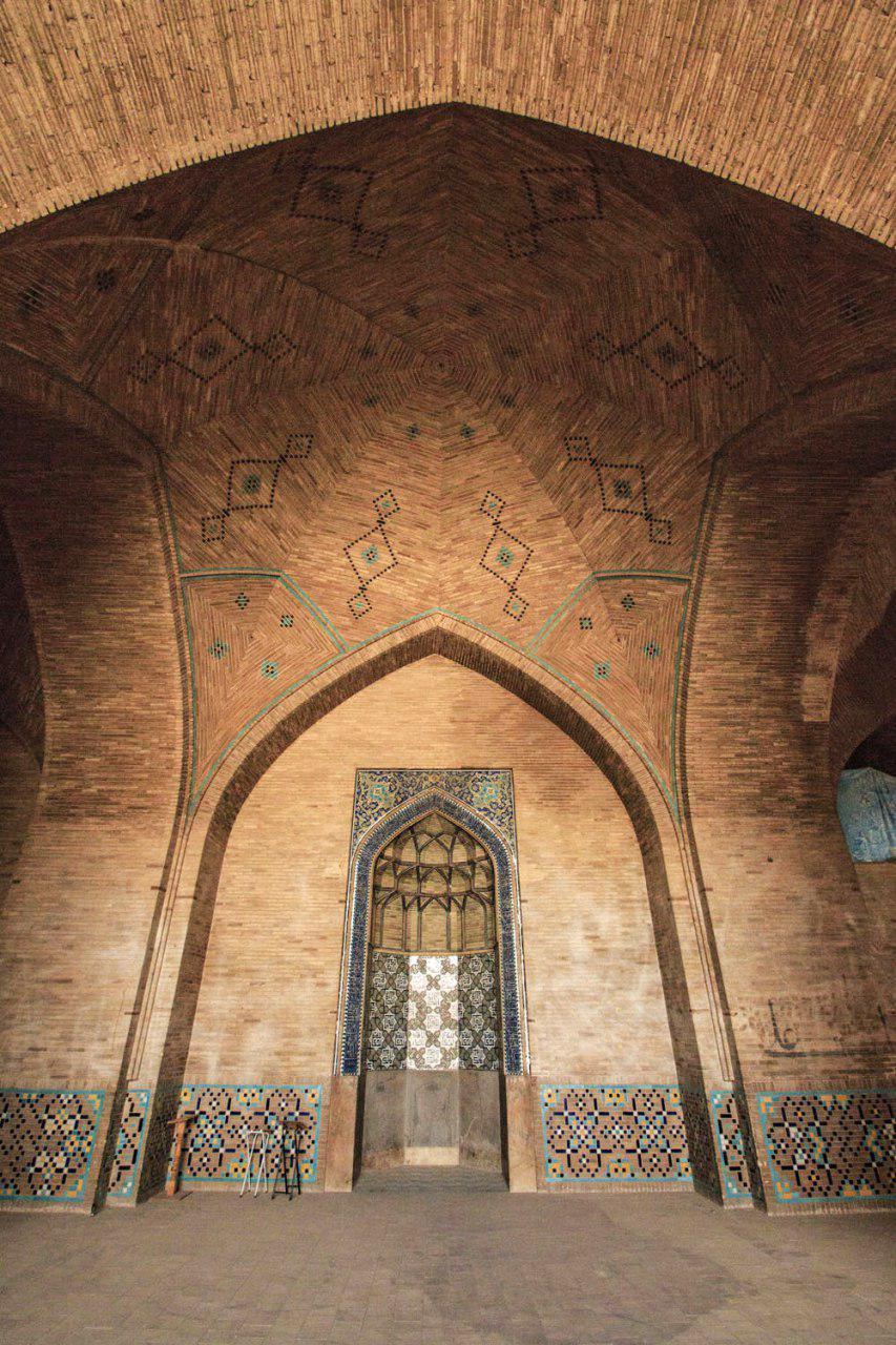 مسجد حكيم اصفهان