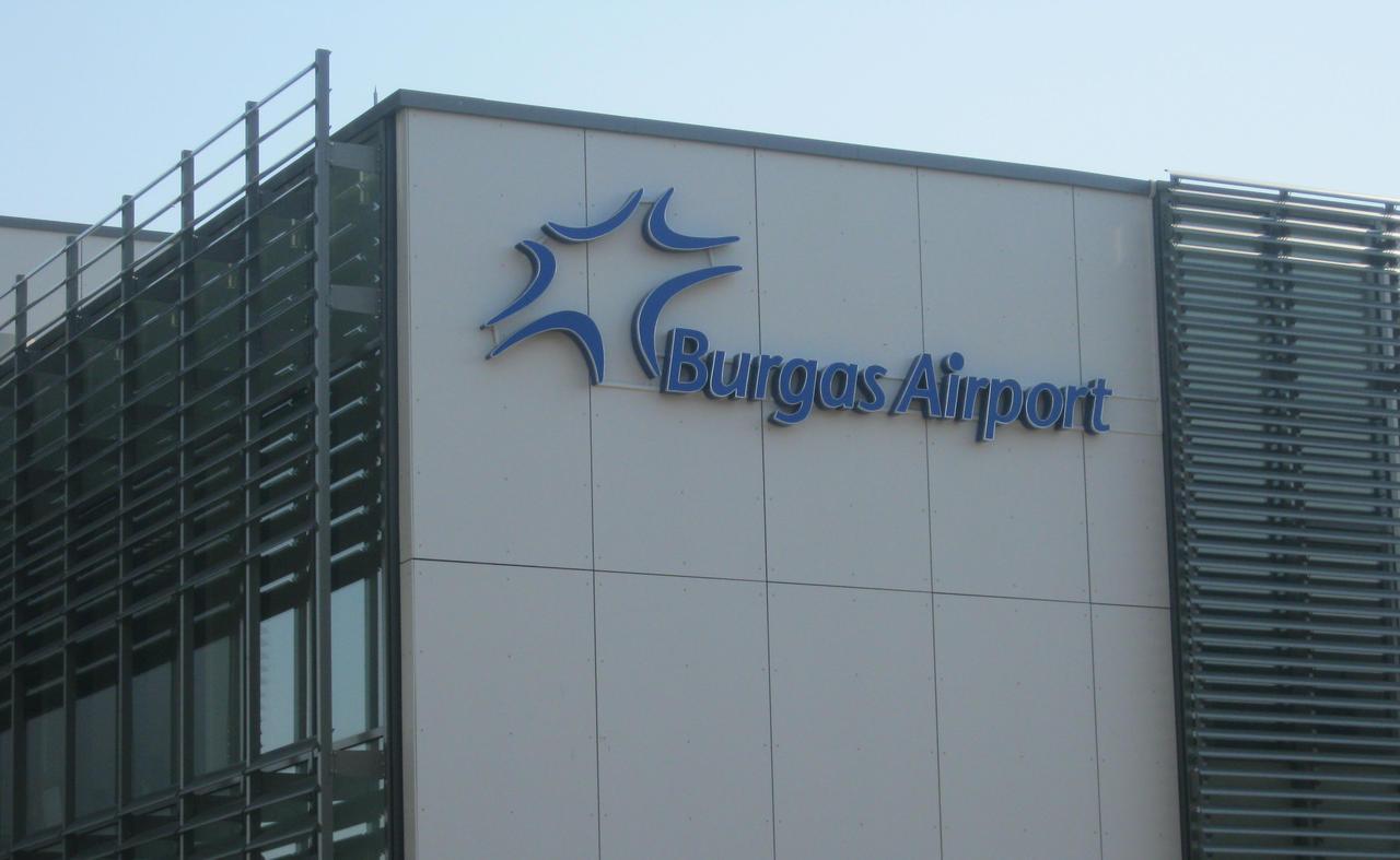 فرودگاه بورگاس بلغارستان