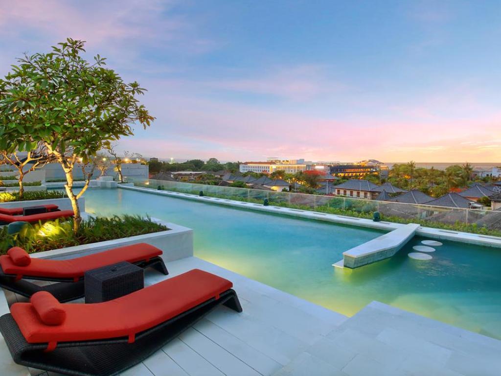 هتل آریادوتا بالی