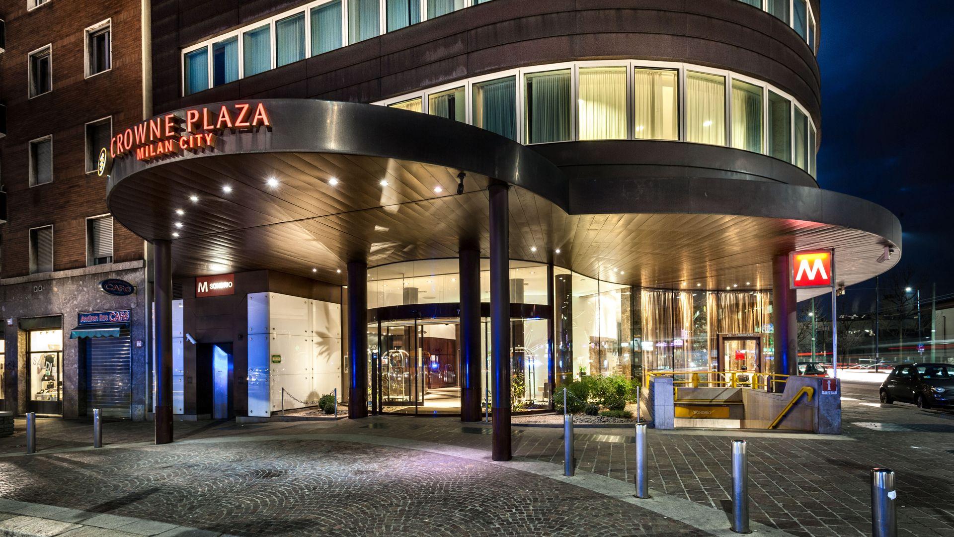 هتل گرند پلازا میلان