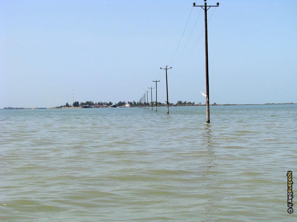 جزیره آشوراده گلستان