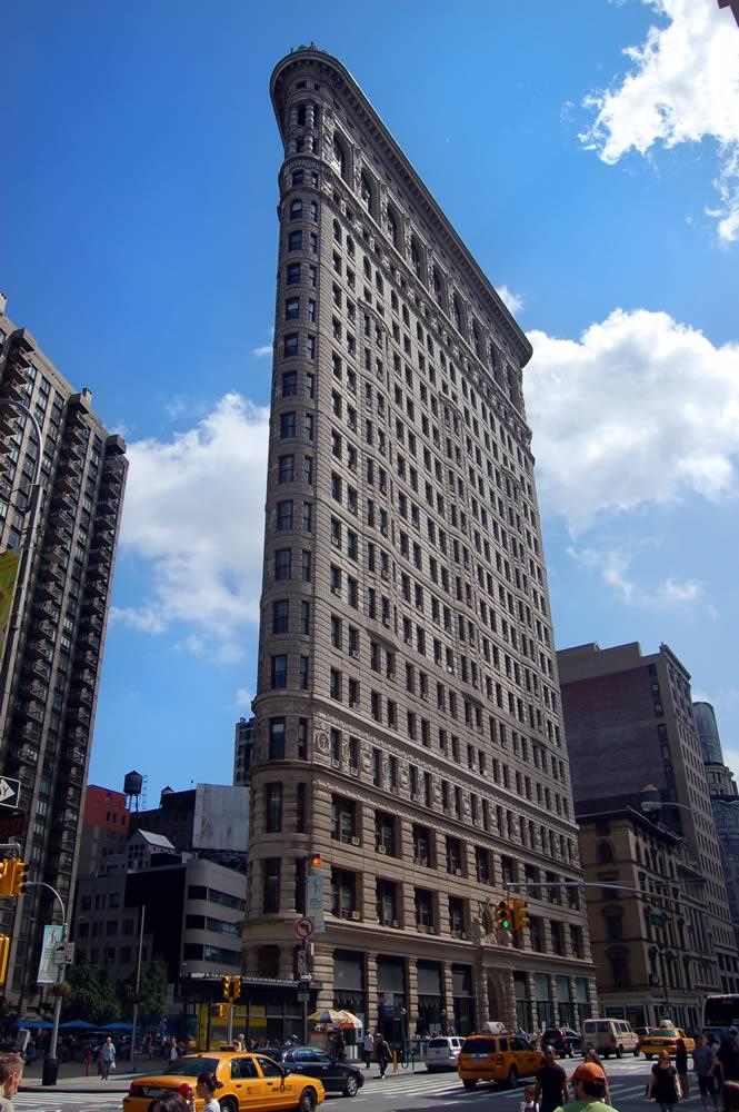 باریکترین ساختمان جهان در آمریکا