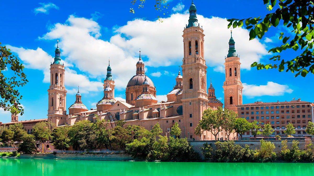 شهر زاراگوزا اسپانیا