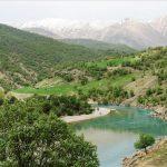 منطقه حفاظت شده سبز کوه لردگان