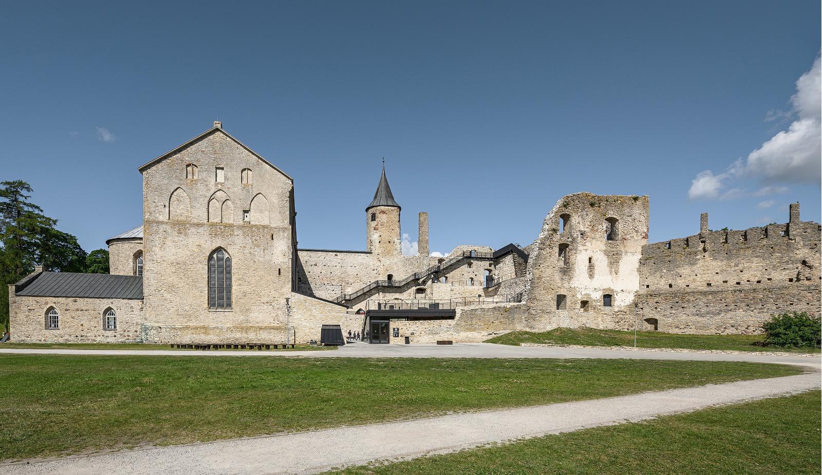 قلعه اسقف اعظم هاپسالو