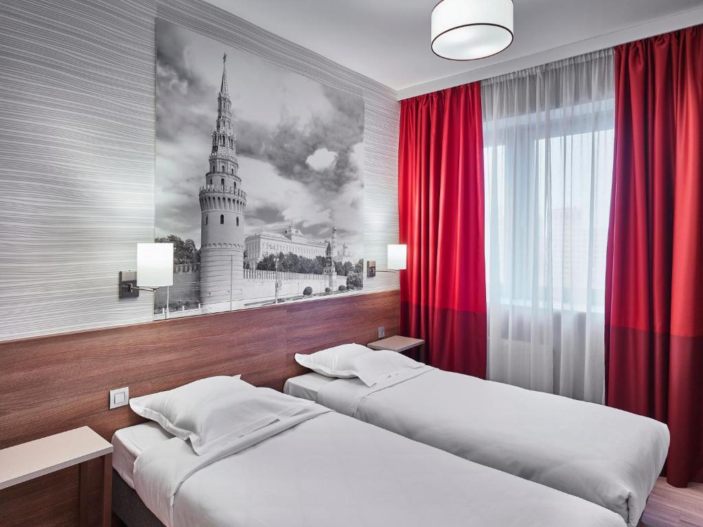 هتل گردن رینگ مسکو