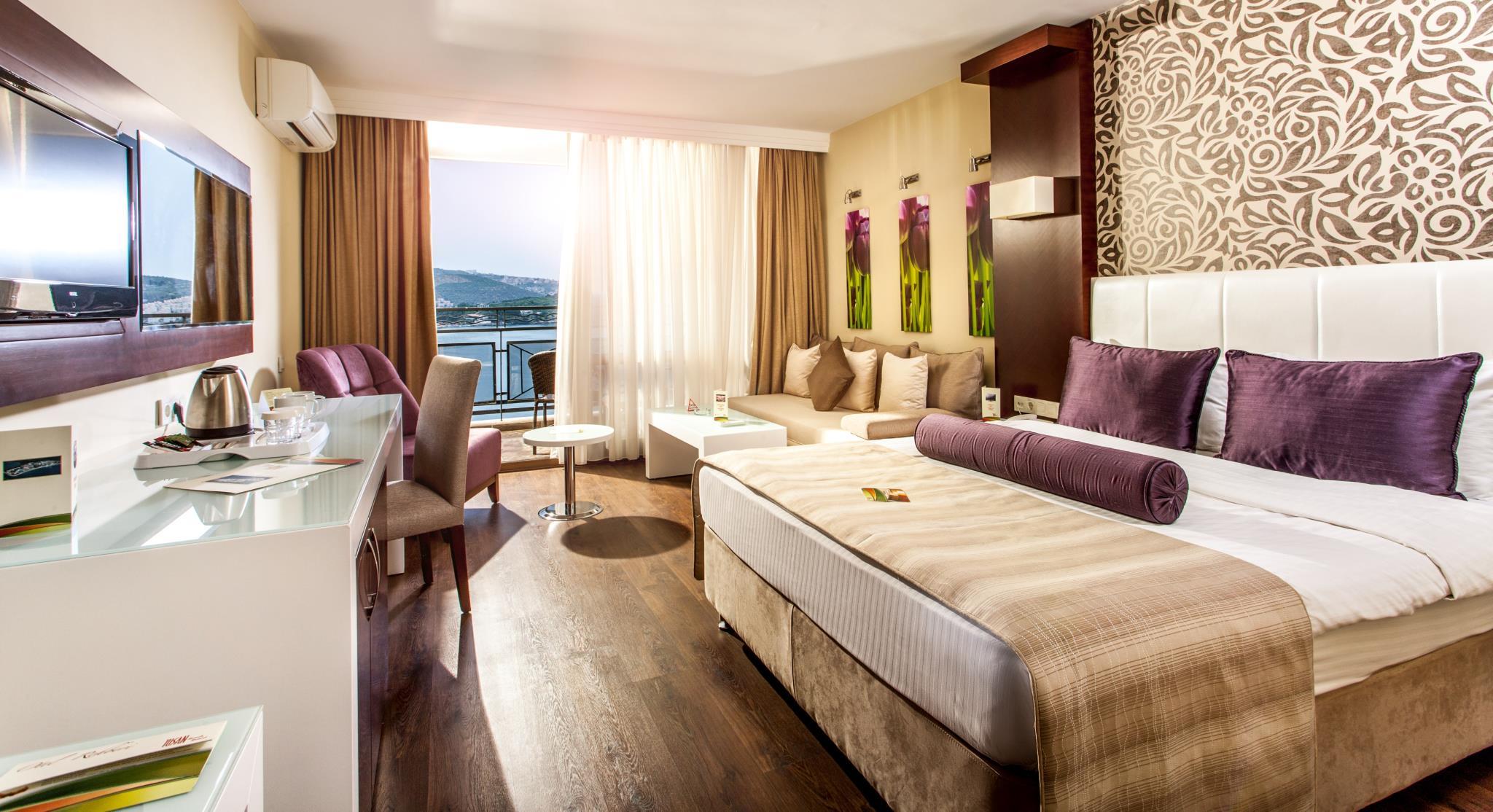 هتل توسان بیچ ریزرت کوش آداسی