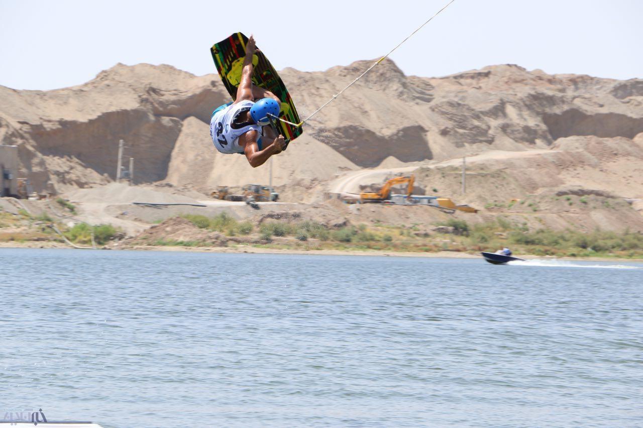 دریاچه فشافویه تهران