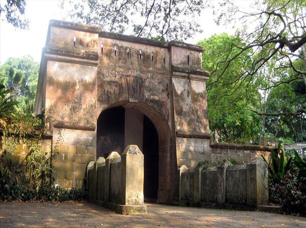 پارک قلعه کانینگ سنگاپور