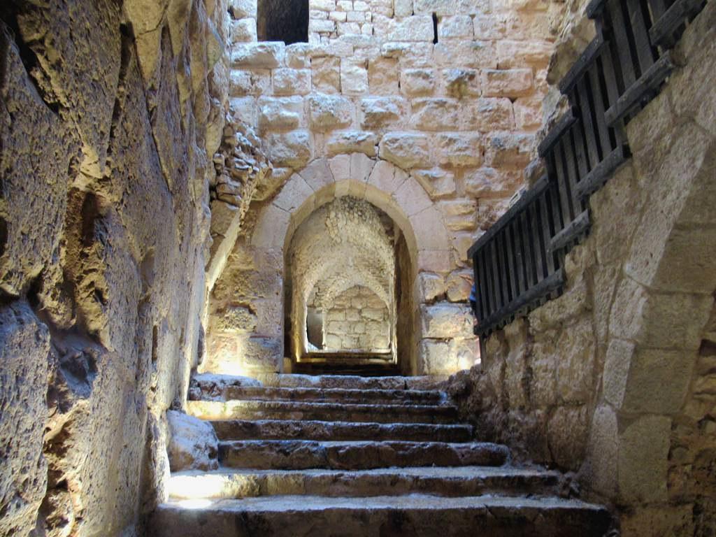 قلعه آجلون