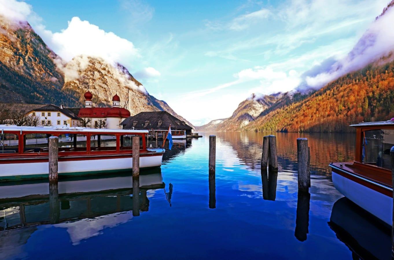 دریاچه کینگ آلمان