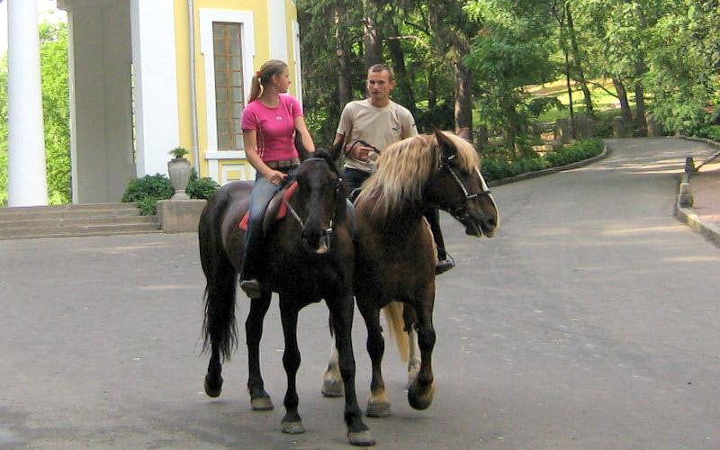 پارک سوفیفسکی اوکراین