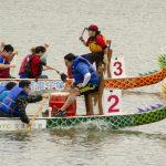 جشنواره قایق اژدها سنگاپور