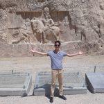 سنگنگارههای نقش رجب شیراز